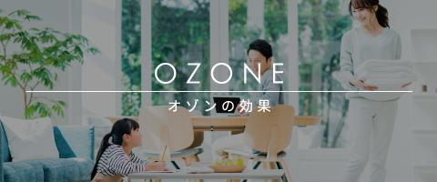 オゾンの効果